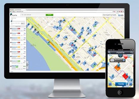 Urban Apps ParkMe 1