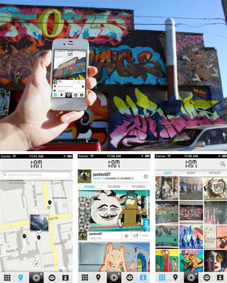 Urban Apps Street Art