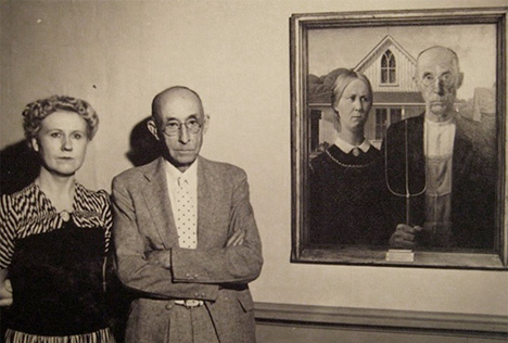 american gothic subjects