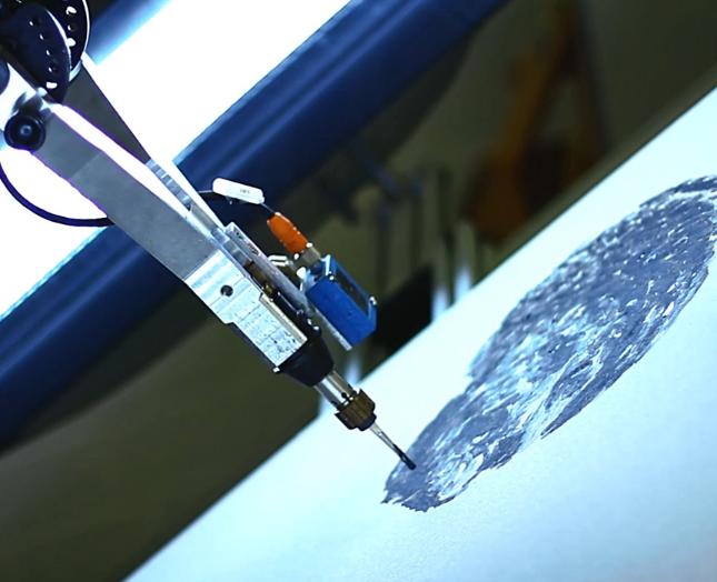 eDavid Robot Painting 3