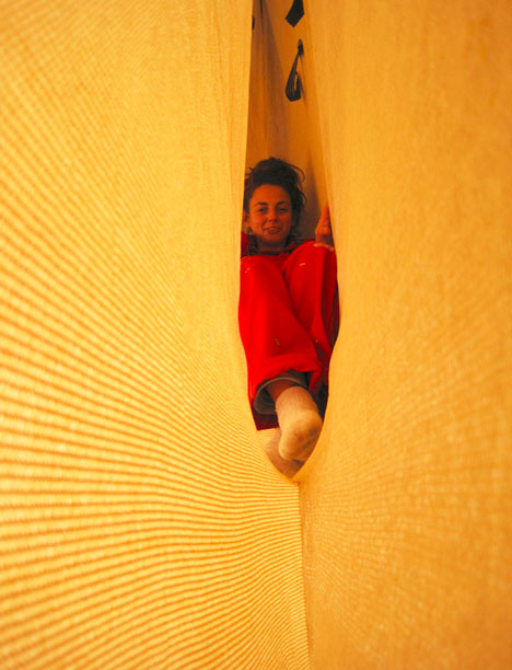 fabric hanging home design