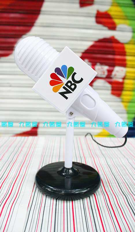 Chinese NBC USB microphone desk fan