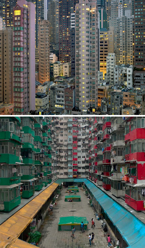 hong kong street level