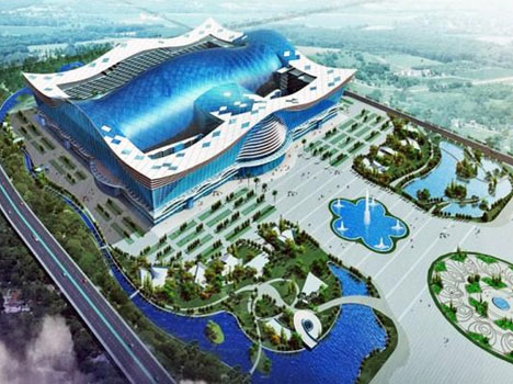 worlds biggest building design