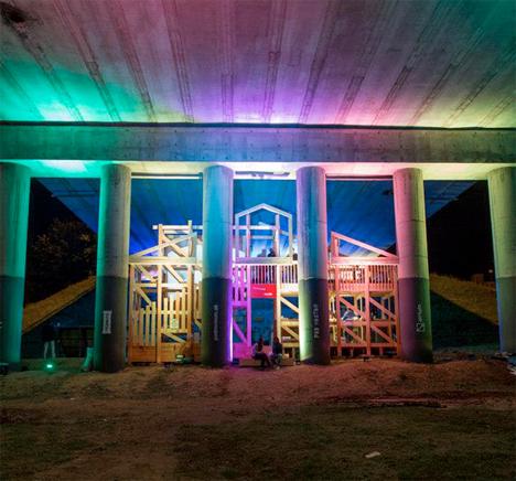 Abandoned Bridge Amphitheater 1