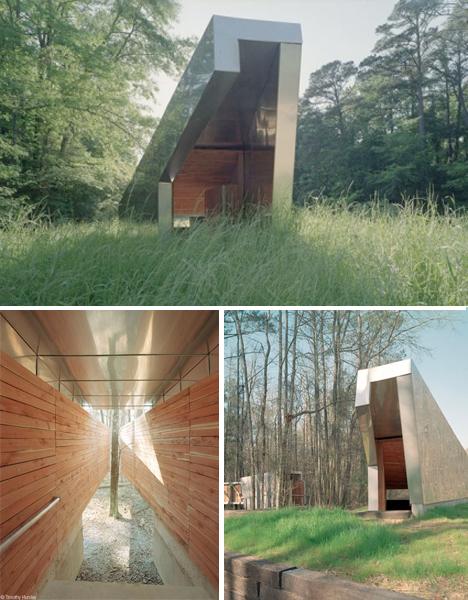 Amazing Public Toilets Rural Studio