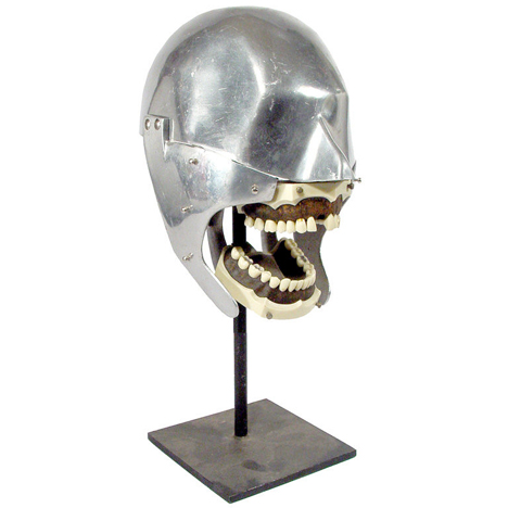 Creepy Dental Aluminum Model
