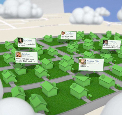 Nextdoor App Lets You Get to Know Your Neighbors, Virtually