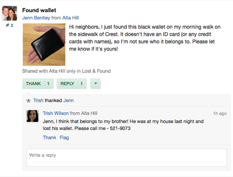 Nextdoor Neighbors Community App 3