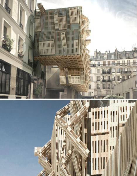 Parasitic Architecture AME-LOT