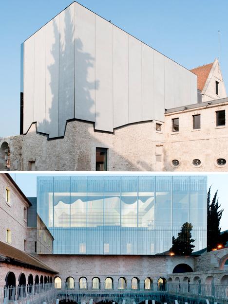 Parasitic Architecture Music School
