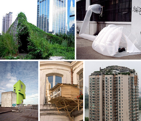 Parasitic Architecture main