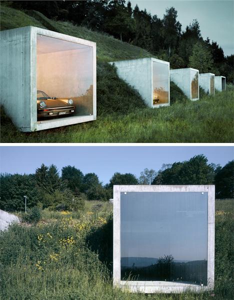 Parking Architecture Herdern