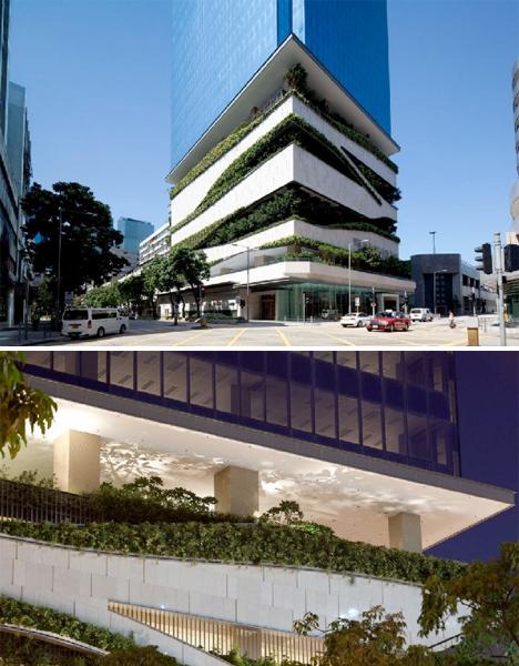 Parking Architecture Kowloon