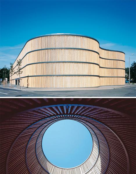 Parking Architecture Liepzig