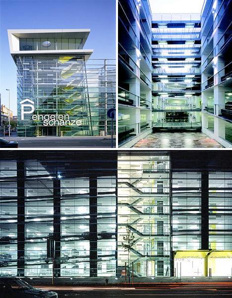 Parking Architecture Parkhaus