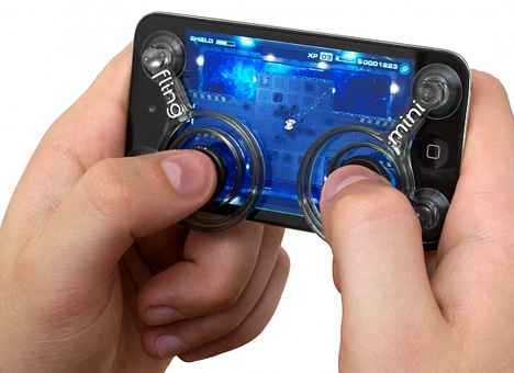 Smartphone Gadgets Game Controller