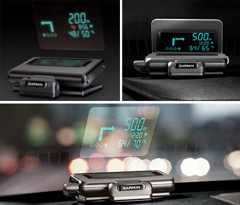 Smartphone Gadgets Garmin HUD