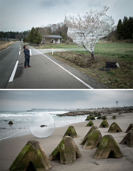 Surreal Photos Nuclear Fukushima 2