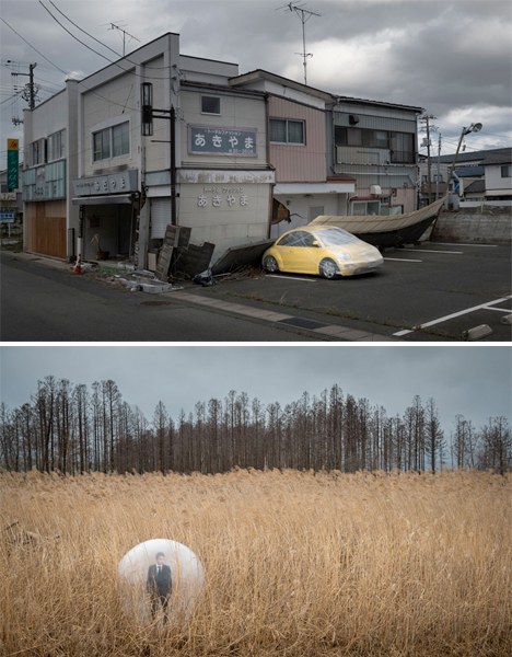 Surreal Photos Nuclear Fukushima 3