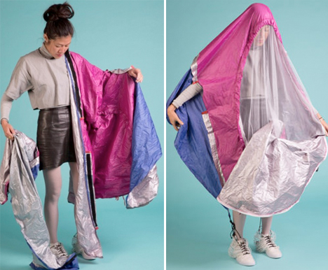 Walking Shelter Sneakers Tent 1