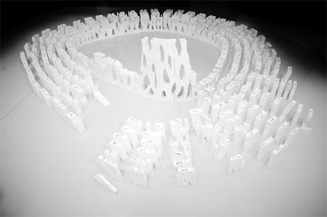 Worlds First 3D Printed Architecture 4