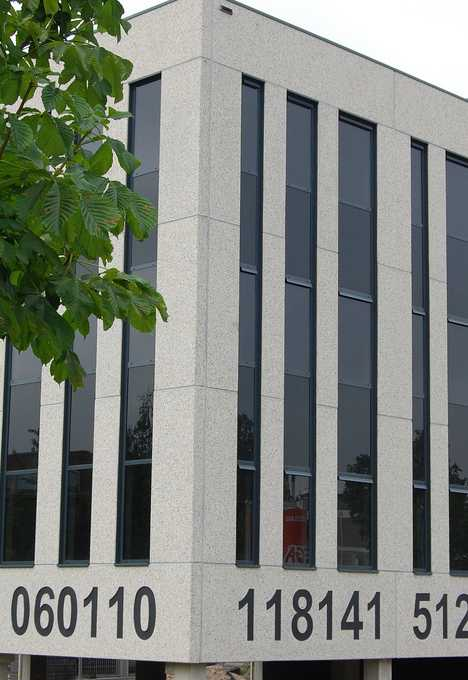 Barcode Building Middelburg Netherlands Hercuton