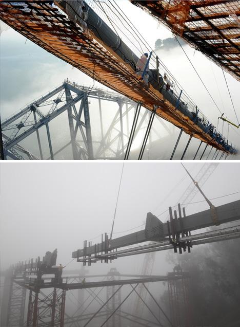 blum bridge above below