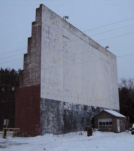 abandoned Auto drive-in Pennsylvania