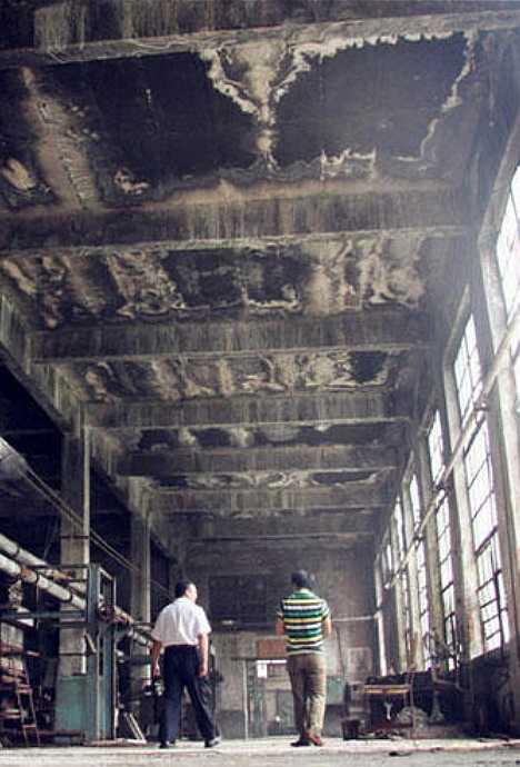 abandoned China Botou Match Factory Hebei