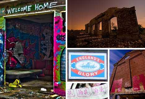 abandoned match factories