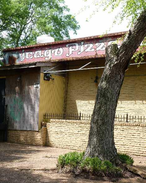Chicago Pizza Factory Memphis
