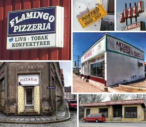 abandoned pizzerias