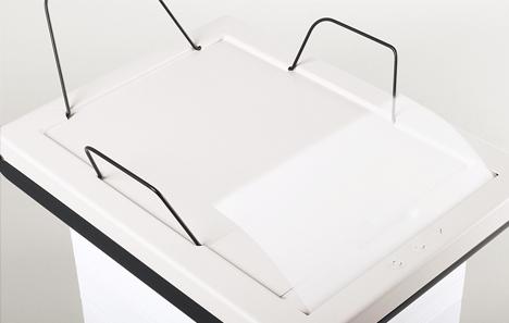 stack printer design concept