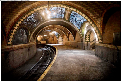 Underground But Overboard 15 Extreme Subway Stations