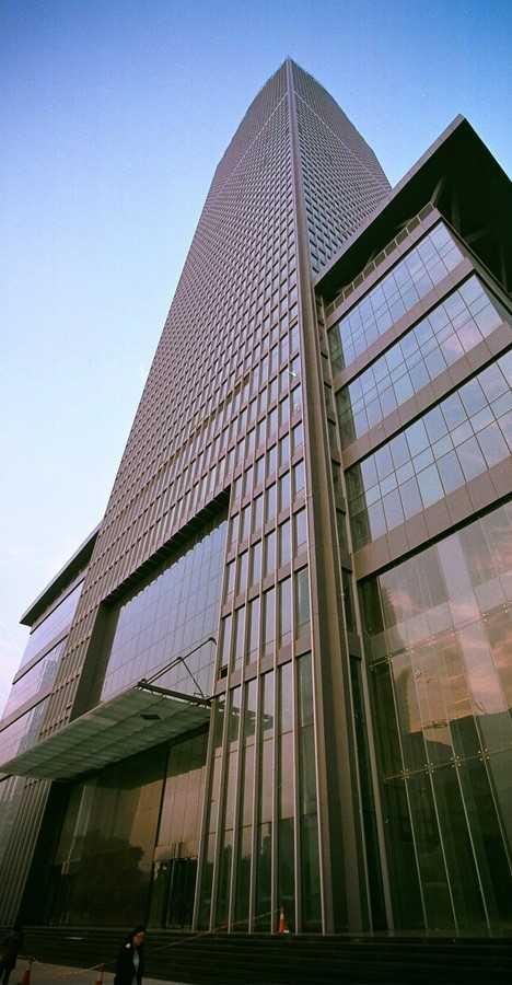 CTBUH Minsheng Bank Building Wuhan
