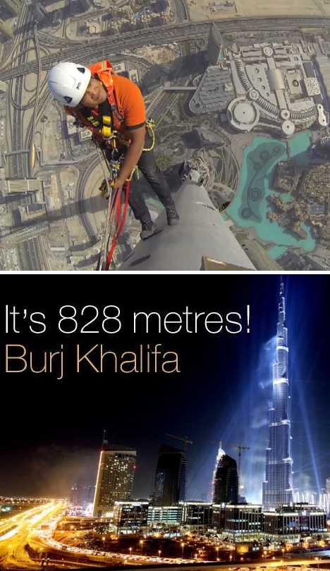 CTBUH Burj Khalifa Dubai