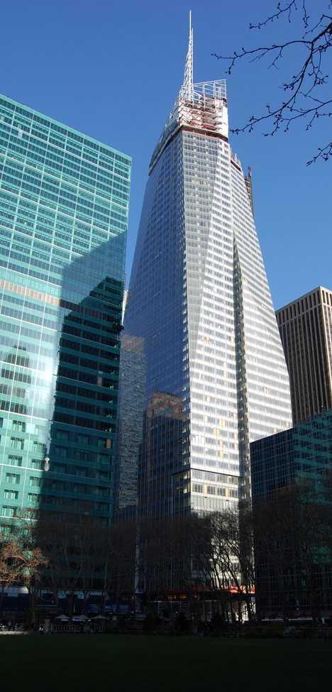 CTBUH_ Bank of America Tower New York