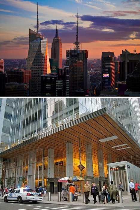 CTBUH Bank of America Tower New York