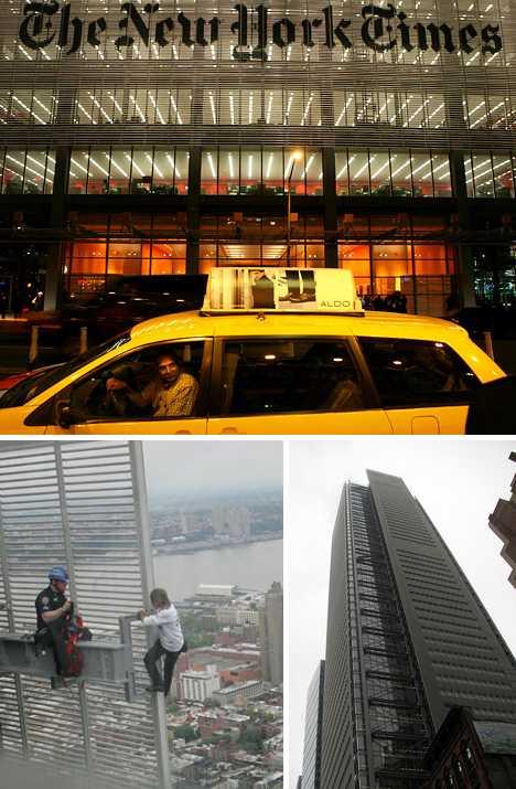CTBUH New York Times Building