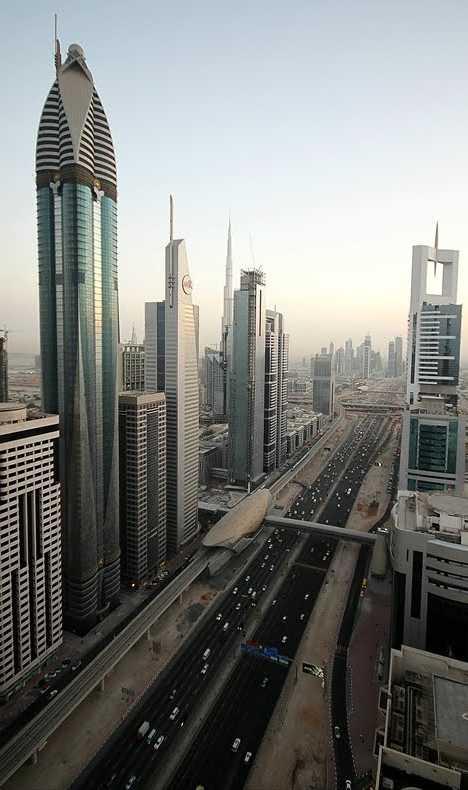 CTBUH Rose Tower Rayhaan Dubai