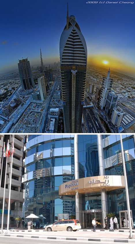 CTBUH_ Rose Tower Rayhaan Dubai hotel