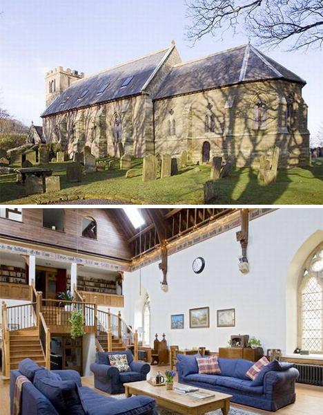 Church Converted Home St. Nicholas