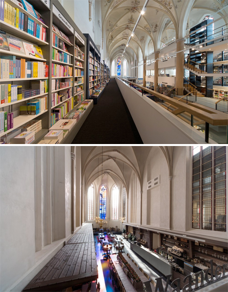 Converted Church Bookstore 3