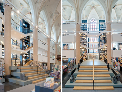 Converted Church Bookstore 4