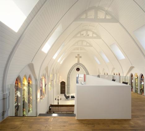 Converted Church Home Living Zecc 1
