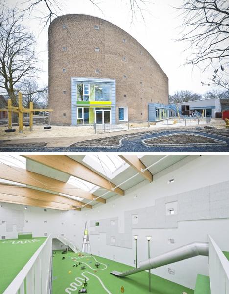Converted Church Kindergarten