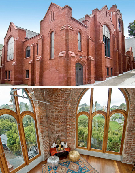 Converted Church Luxury Home 1
