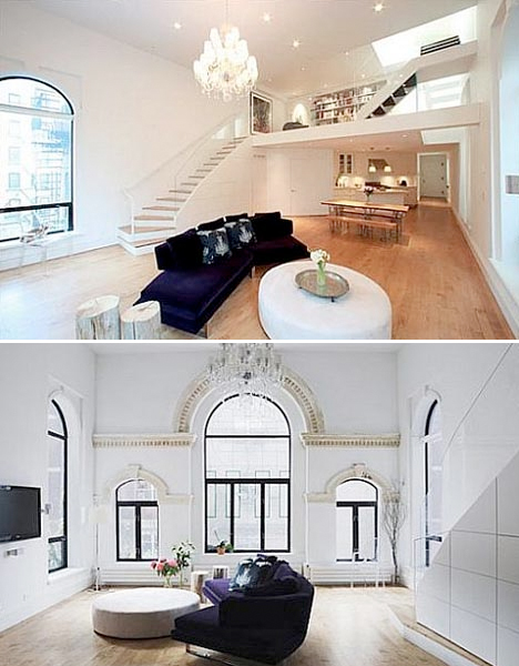 Converted Church Synagogue to Condo