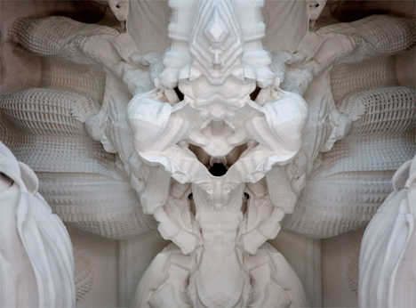 Digital Grotesque 3D Printed ROom 4